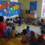 Silveroaks Montessori Circle Time